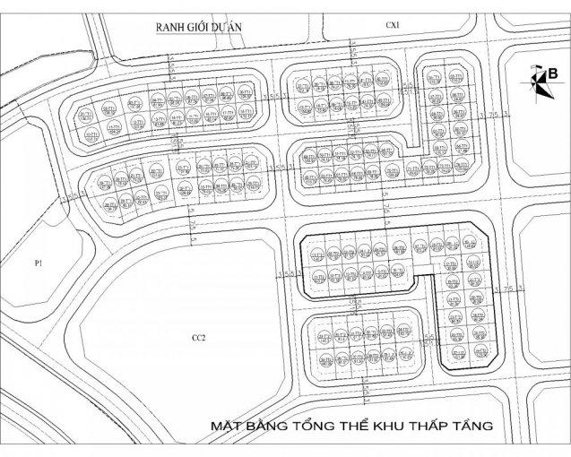Bán liền kề dự án nhà ở quân đội Thạch Bàn, Long Biên  467246