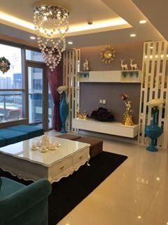 Cho thuê căn hộ CC Thăng Long Number One, 138m2 thiết kế 3PN đồ đẹp giá 19 triệu/th 260058