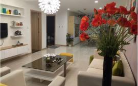 Cho thuê CHCC Mandarin Garden Hoàng Minh Giám 130m2, full nội thất, giá 22tr/th