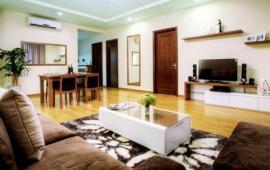 cho thuê chung cư D2 Giảng Võ 2 phòng ngủ, đủ đồ. Giá: 17 triệu/tháng