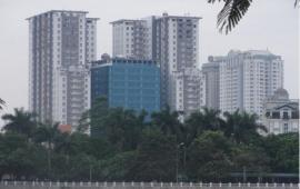 Cho thuê chung cư 165 Thái Hà 110m2, đầy đủ nội thất giá 15 triệu/tháng