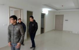 Cho thuê căn hộ chung cư HH2 Bắc Hà - Lê Văn Lương, cho thuê làm văn phòng. 0904 600 122