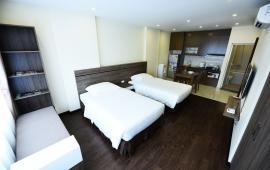 Cho thuê căn hộ chung cư đầy đủ đồ Hoàng Quốc Việt, phù hợp cá nhân, chuyên gia người nước ngoài