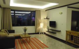 Cho thuê chung cư 165 Thái Hà, tòa A 150m2, 3 ngủ, căn góc, 14 triệu/tháng