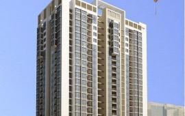 Cho thuê căn hộ chung cư Yên Hòa Sunshine 100m2, 2PN, nội thất cơ bản 12 tr/th