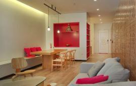 Cho thuê căn hộ chung cư Royal City, tòa R1, DT 115m2, 2PN, đủ đồ, giá 16tr/th. LH: 0934339901