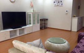 Cho thuê chung cư 25T1 N05 Trần Duy Hưng, 162m2, 3 PN, tầng 20, đầy đủ nội thất, 17 triệu/th