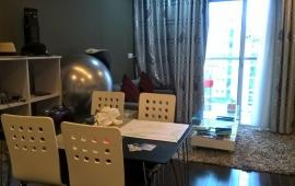 Cho thuê căn hộ Lancaster tại 20 Núi Trúc, 1 phòng ngủ, đủ đồ, ban công Đông Nam, giá 15 triêu/th