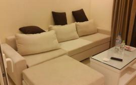 Cần cho thuê chung cư R4 Royal City, DT 121 m2, nhà thiết kế 2PN (căn góc), view vườn hoa