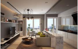Cho thuê chung cư Golden Land 275 Nguyễn Trãi, nhà đẹp đầy đủ nội thất, căn góc. LH: 0918441990