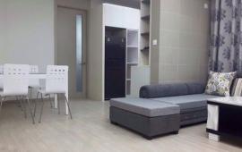 Cho thuê chung cư Golden Land 275 Nguyễn Trãi, căn tầng 18, DT 120 m2, đủ đồ, giá 14 tr/th