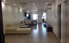Cho thuê căn hộ chung cư N05 - Đông Nam Trần Duy Hưng, 160m2, 3 PN, giá 14tr/th