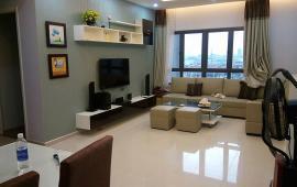 Cho thuê căn hộ cao cấp 165 Thái Hà. 109m2, 3PN, nội thất hiện đại, 13tr/tháng