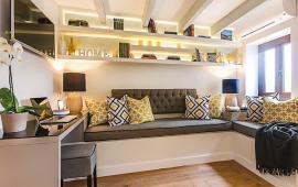 Cho thuê căn hộ tại chung cư 671 Hoàng Hoa Thám, Ba Đình, 171m2