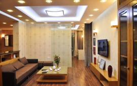 Cho thuê căn hộ chung cư Golden Land – Hoàng Huy 120m2, 3PN, nội thất đầy đủ, giá 13 tr/tháng