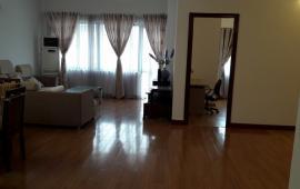 Cho thuê căn hộ 57 Láng Hạ, 125m2, đủ đồ, giá 14.5 triệu/th, nội thất xịn