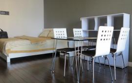 Cho thuê căn hộ chung cư The Lancaster 20 Núi Trúc, Ba Đình – 1PN view Hồ – đủ đồ