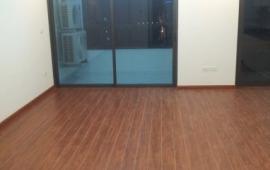 Cho thuê căn hộ tại chung cư Golden Land, 111m2, 2PN, đồ cơ bản, 10 tr/tháng. LH: 0918441990