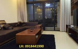Cho thuê chung cư Golden Land 275 Nguyễn Trãi 115m2, 2 phòng ngủ, nội thất đẹp giá 13 tr/th