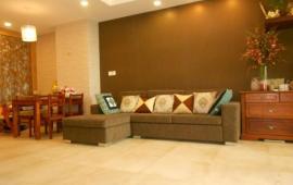Cho thuê căn hộ chung cư Trung Yên Plaza, 80m2, 2 phòng ngủ, đủ đồ, 14tr/1 th