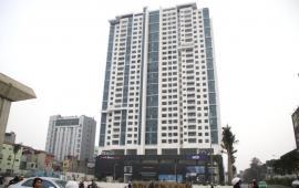 Chính chủ cho thuê, căn hộ cao cấp Golden Land 150m2, 3 ngủ full đồ, giá chỉ 16tr, LH: 01693.009.182