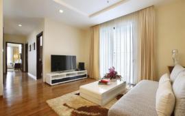 Chính chủ cho thuê căn hộ CC Vincom Nguyễn Chí Thanh – 86,3m2, 2PN, đồ cơ bản, 20tr/tháng