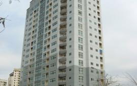 Cho thuê căn hộ chung cư Cienco 1 Hoàng Đạo Thúy, Thanh Xuân, 150m2 thông tầng giá thuê 13 tr/th