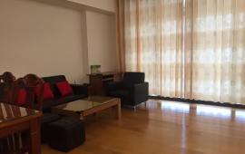 Cho thuê căn hộ chung cư Indochina - Plaza, 116m2, 3 phòng ngủ, đủ đồ, 21,5 triệu/ tháng