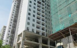 Cho thuê chung cư Golden West Lê Văn Thiêm 80m2, nhà mới giá thuê 9 triệu/tháng