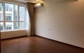 Cho thuê căn hộ chung cư 283 Khương Trung, nhà mới sạch đẹp, 100m2, 3 phòng ngủ, giá 9tr/th