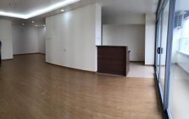 Cho thuê căn hộ chung cư 165 Thái Hà view đẹp, có sân vườn 40m