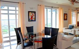 Cho thuê căn hộ 165 Thái Hà, tầng 16, 3PN, đầy đủ nội thất 3 PN, giá 13tr/tháng. 0915074066