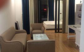 Cho thuê căn hộ studio 1 phòng ngủ Royal City, 72 Nguyễn Trãi, đủ đồ, giá 13.5 triệu/tháng