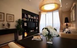 Cho thuê gấp CC số 6 Nguyễn Công Hoan - Platinum Residences, 130m2, 3PN, đủ đồ, 19 triệu/tháng