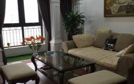 Cho thuê căn hộ 172 Ngọc Khánh Atex Building, S = 110m2, 3PN, đủ đồ, giá thuê 13.5 tr/tháng