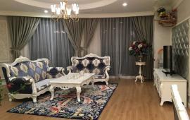 Cho thuê căn hộ Royal City nhà mới + đẹp 95m2, 3 phòng ngủ, full đồ giá chỉ 27 triệu/tháng