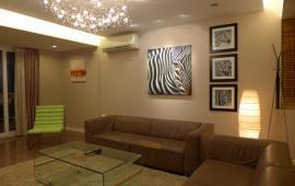 Cho thuê chung cư cao cấp 101 Láng Hạ, 3 PN, đủ đồ, 162m2, giá 14tr/tháng