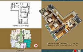 Cho thuê căn hộ tòa CT1 khu đô thị Vân Canh, Hoài Đức, Hà Nội