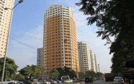 Mới có một căn hộ chung cư Dịch Vọng; N09-B1; DT 105m2; 2 PN; Giá 11trđ/th. LH 0919 950 369