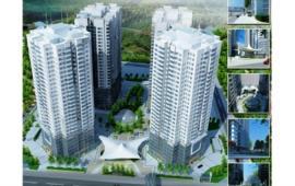 Cho thuê chung cư N05 - Hoàng Đạo Thúy tòa 25T1, căn 165m2, 3PN, full đồ, 22tr/tháng