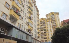 Cho thuê chung cư CT3 Mễ Trì Thượng 106m nội thất cơ bản nhà đã sửa đẹp giá thuê 10 triệu