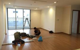 Cho thuê chung Ngọc Khánh Plaza. DT 114 m2, 2PN, đồ cơ bản, chỉ 13 triệu/tháng