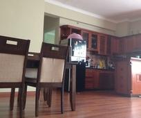 Cho thuê căn hộ chung cư CTM 299 Cầu Giấy, 2 phòng ngủ, đủ đồ