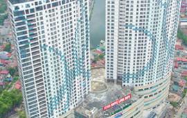 Cho thuê căn hộ 86m2 chung cư Mipec Riverside _ Long Biên