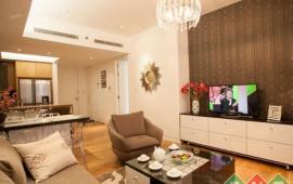 Cho thuê nóng căn hộ ở chung cư 671 Hoàng Hoa Thám, DT 117m2 gồm 2PN đầy đủ đồ, giá 13 triệu/tháng