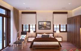 Căn hộ nội thất đẹp, mới tinh tại CC Sakura 47 Vũ Trọng Phụng, DT 117m2, 3PN, đầy đủ nội thất