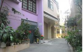 Cần bán nhà 4 tầng tại khu Residence số 28 Liễu Giai, Ba Đình. Ngõ rộng ô tô đỗ cửa - 0961127399