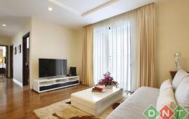 Thật bất ngờ khi căn hộ tại chung cư Vườn Xuân 71 Nguyễn Chí Thanh có DT 125 m2, 3PN, full nội thất đang cho thuê với giá 15 tr/thán !!!