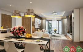 Căn hộ tầng trung cần cho thuê tại chung cư Vườn Xuân 71 Nguyễn Chí Thanh, diện tích 91m2, 2PN, đồ cơ bản với giá 12tr/tháng.
