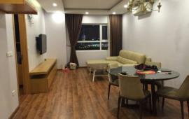 Chính chủ cho thuê CHCC C'Land Lê Đức Thọ 3 phòng ngủ đủ đồ giá 13tr/th. Liên hệ 0911272109